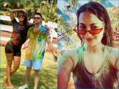 From Priyanka to Soha Ali Khan, see pictures of everyone's Holi celebrations