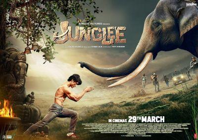 Junglee : टीज़र के पहले सामने आया एक और पोस्टर