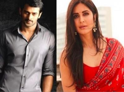 Will Katrina Kaif pair with Prabhas for next project?