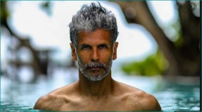 Milind Soman joined RSS at age 10, trending on Twitter