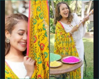 Bollywood celebs celebrated Holi in this style