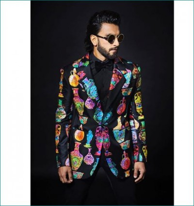 Ranveer shared photo with three trophies, wife's comment is worth reading