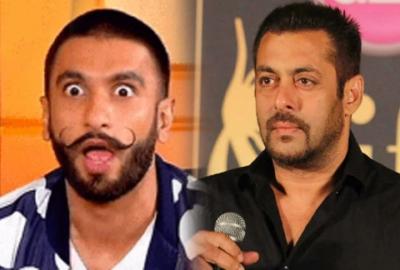 रणवीर सिंह के बारे में ये क्या कह गए सलमान, जानकर रह जाएंगे SHOCKED