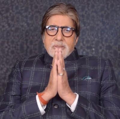 Amitabh Bachchan makes another tweet on Corona