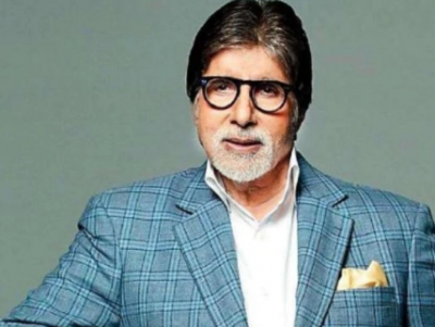 Amitabh Bachchan shares 'Superman' picture, wrote this caption