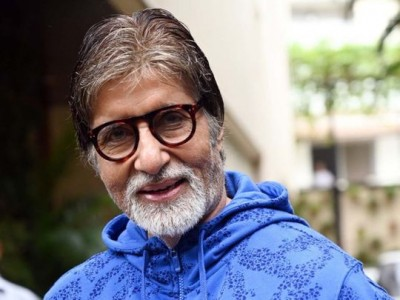 Amitabh Bachchan tweeted on 'Working from Home'