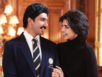 Ranveer Singh and Deepika Padukone starrer '83 release postponed due to Coronavirus