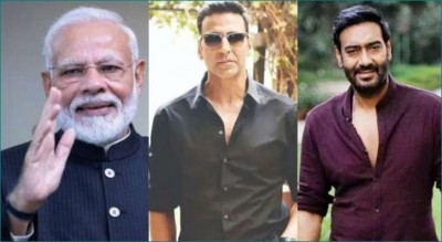 Bollywood stars came in support of PM Modi, urged fans to follow Janta Curfew