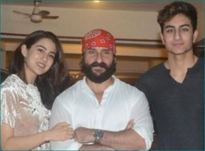 'Never call Kareena aunt', Saif warned Sara