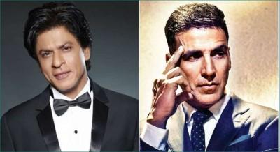 Shah Rukh Khan, Akshay Kumar warn fans about coronavirus crisis