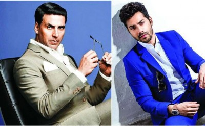 Akshay Kumar and Varun Dhawan can be seen together on screen
