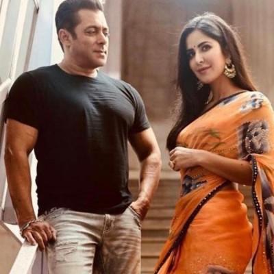 Salman and Katrina did this during Janata curfew