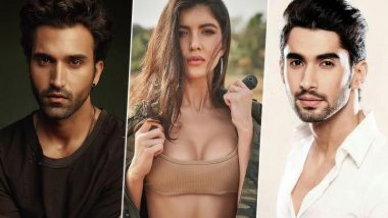 In this film, Shanaya Kapoor will romance with Gurfateh Pirzada and Lakshya  Lalwani | NewsTrack English 1