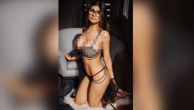 मिया खलीफा ने अपनी सेक्सी तस्वीर शेयर कर उड़ाई फैंस की रातों की नींद