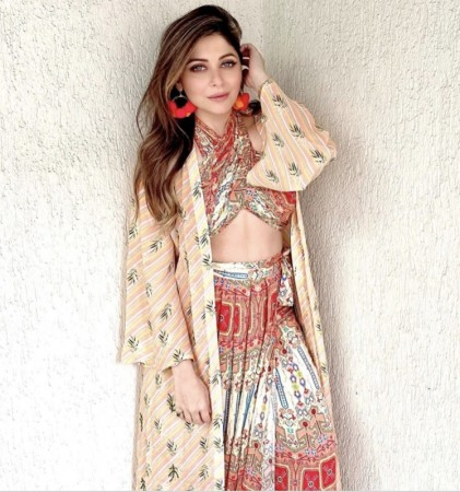 Kanika Kapoor test positive for corona for the third time ...