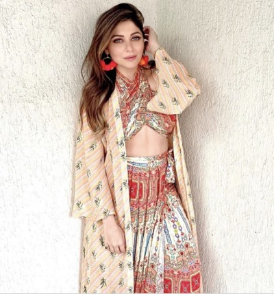 Kanika Kapoor test positive for corona for the third time