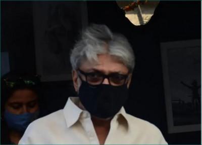 Sanjay Leela Bhansali returned to work again, started shooting 'Gangubai Kathiawadi'