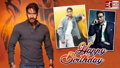 Ajay Devgan's childhood is spent in film environment, know about his career