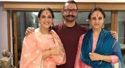 55 की उम्र में बॉलीवुड डेब्यू करने जा रही हैं आमिर खान की बहन!