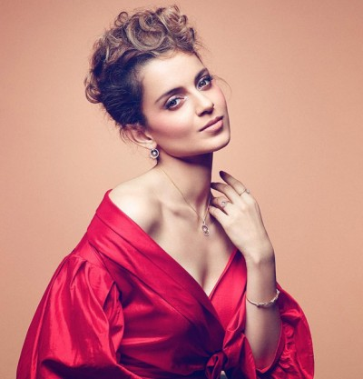 Kangana Ranaut's Twitter account suspended for commenting on Mamata Banerjee