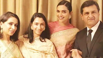 Deepika Padukone tests positive for covid-19 after her parents
