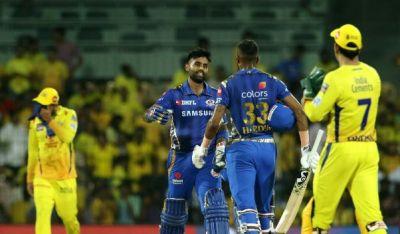 IPL 2019 : 'कैप्टन कूल' पर फिर भारी पड़े 'हिटमैन', पांचवीं बार मुंबई फाइनल में