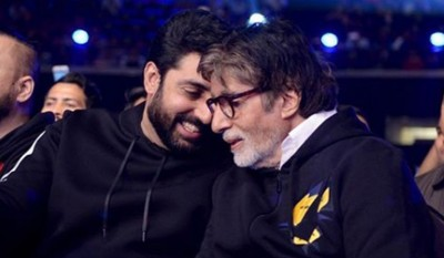 User told Abhishek better than Amitabh, then Junior Bachchan gave heartwarming response