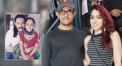 Aamir's daughter gets sensualize education book when she was young