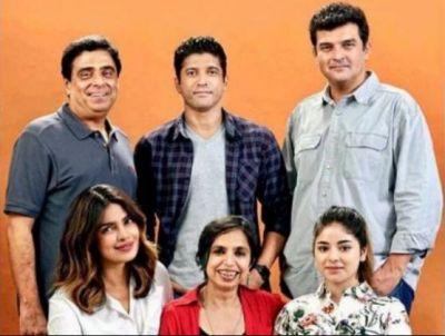अपनी फिल्म के गाने के लिए फिर मुंबई लौटेंगी प्रियंका
