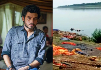 'Munna Bhaiya' of Mirzapur, who broke down after seeing dead bodies in River Ganga, expressed grief