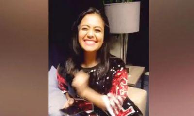 VIDEO : पलभर में वायरल हुई नेहा कक्कड़, इस बार गाने से नहीं गाने पर किया धमाल
