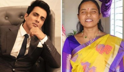 For sonu sood tweeted 'This woman is the real hero of the country', know what is the reason
