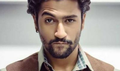 Vicky Kaushal is mad in love of this actress