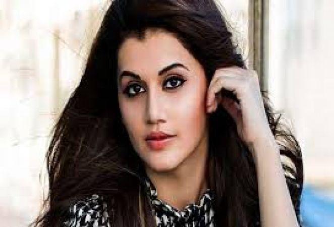 तापसी पन्नू ने हिलाया इंटरनेट, कहा- शादी इस अभिनेता के साथ और हुक अप इनके साथ