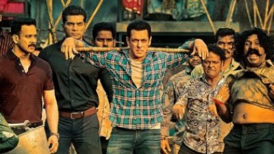 Salman's film Radhe earned so much money on the first day, learn its first day collection