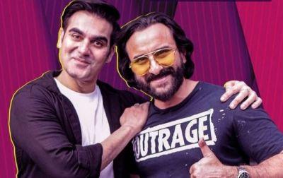 सैफ अली खान ने फैंस के साथ शेयर किया फोन पासवर्ड..
