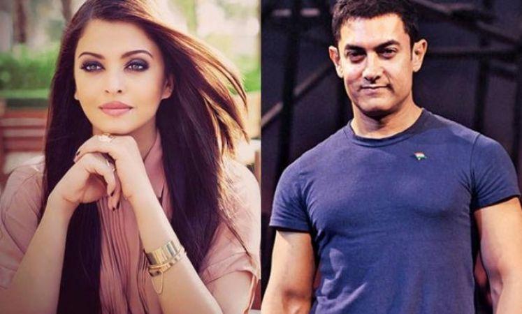 आमिर खान की 2 महीनों की मेहनत पर ऐश्वर्या ने चार दिनों में फेरा पानी