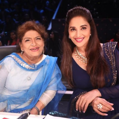 Saroj Khan's daughter didn't wish Madhuri Dixit on her birthday, know the reason behind it