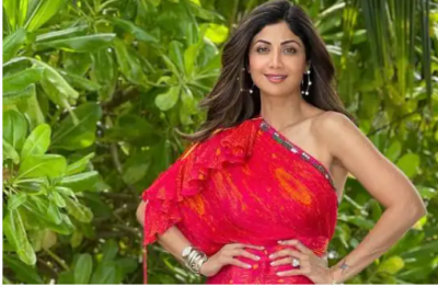 Shilpa gave 'Mantra' to be positive amid Corona period