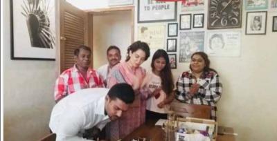 Kangana Ranaut's 'Personal Bodyguard' Booked for Rape