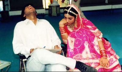 अजय ने तब्बू संग शेयर की 20 साल पुरानी फोटो, फैंस जमकर कर रहे