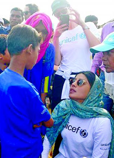 प्रियंका चोपड़ा दोबारा हुई ट्रोल, युनिसेफ के कार्यक्रम में जाना पड़ा महंगा