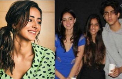 Ananya Pandey extend wishes to Suhana on her birthday in this special way