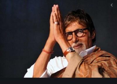 Amitabh Bachchan appeals to wear a mask with a special photo