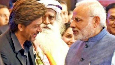 अक्षय-सलमान के बाद अब शाहरुख़ ने दी पीएम मोदी को बधाई, लिखा कुछ ऐसा