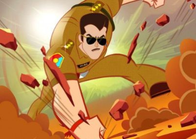 Animated avatar from Chulbul Pandey to Chedi Singh will now be seen