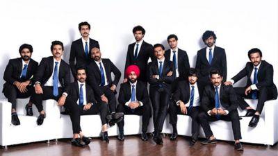 83 : एक साथ नजर आई पूरी भारतीय टीम, कुछ ऐसे दिखें रणवीर सिंह