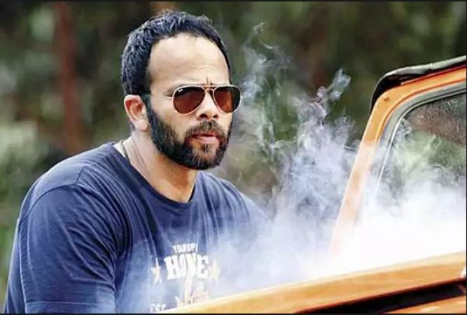 Rohit Shetty paid tribute to Veeru Devgan in this special way