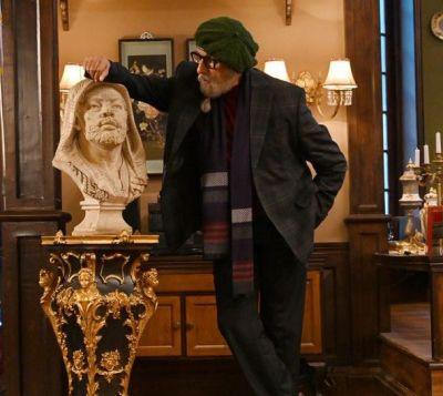 'चेहरे' से लीक हुई अमिताभ बच्चन की नई तस्वीरें