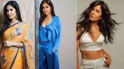 Katrina shared a new photo before the release of 'Bharat'